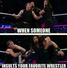 Undertaker Meme - wwe memes this is me whenever someone talks bad about the undertaker
