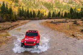 jeep water meet the 2018 jeep wrangler