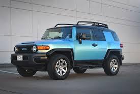 fj cruiser car fj cruiser shifting aquamarine color change wrap car wrap city