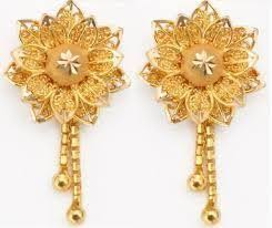 ear ring photo gold earring view specifications details of gold earrings by