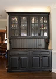 Cheap White Sideboard Kitchen Appealing Black Kitchen Hutch Contemporary Sideboards