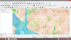 How To Use A Map How To Make A Treasure Map Using Free Gis U2013 Something For The Kids