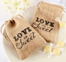 burlap wedding favor bags best 25 burlap favor bags ideas on burlap wedding