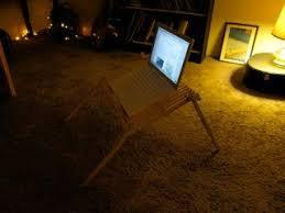 Diy Laptop Desk Diy 5 Ikea Laptop Desk