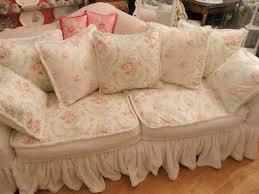 shabby chic slipcover loveseat slipcovers for dining chairs sofas
