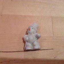 Vintage Christmas Cake Decorations Ebay by Old Vintage Bisque Christmas Cake Decoration Rare Snowman 1920s