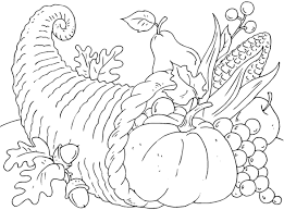 thanksgiving coloring pages printable thanksgiving pictures