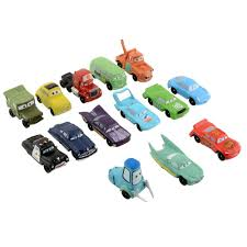 cars sally toy 14pcs cars lightning mcqueen sally mack lazada ph