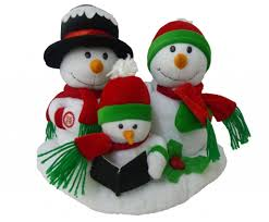 Holiday Lamp Post Decorations Snowman Figurines You U0027ll Love Wayfair