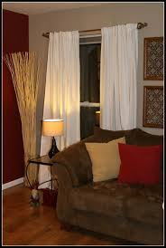 accessories lovely living room window treatment decoration using