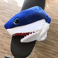 Jaws Halloween Costume Maskimals Shark Head Mascot Halloween Mask Costume Plush Jaws