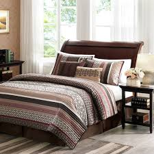 Cotton Quilted Bedspread Home Essence Cambridge 5 Piece Bedding Quilted Coverlet Set