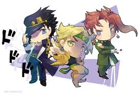 chibi jojo chibi bizarre adventure by charln on deviantart