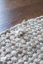 Chenille Jute Rug 9x12 Pottery Barn Heathered Chenille Jute Rug Reviews Rug Designs