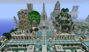 Minecraft Usa Map by 12 Amazing Creations People Have Built In The Game U0027minecraft