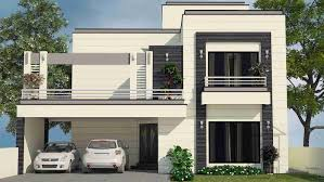 Architectural Design Of 1 Kanal House 1 Kanal House Plan Gharplans Pk