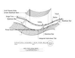 usg design studio curvatura 3 d ceiling system panels