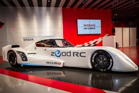nissan leaf nismo rc nissan zeod rc gets unveiled will make public debut in japan this