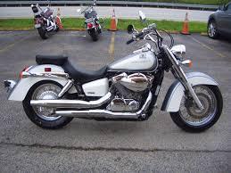 honda aero 2014 honda shadow aero metallic silver pearl white motorcycles