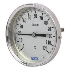 Jual Thermometer Wika stainless steel thermometer all industrial manufacturers