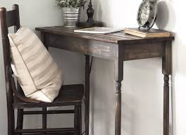 Build A Wood Desktop by Build A Wood Writing Deks Diy Furniture Projects 20 Ideas Bob