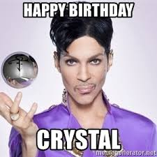 Prince Birthday Meme - prince happy birthday meme generator