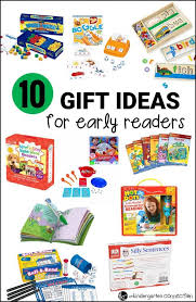 great gifts for early readers learning gift and kindergarten