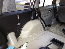 morrison u0027s garage jeep cherokee xj rusty floors bedliner and