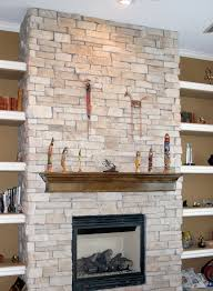 fresh interior stone veneer over drywall 7189