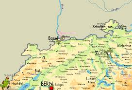 Swiss Map Maps Update 7001039 Basel Tourist Map U2013 15 Top Tourist
