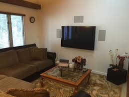 living room with