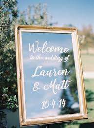 wedding mirror signs 5 creative ways to use them