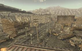Fallout New Vegas World Map by North Vegas Square Fallout Wiki Fandom Powered By Wikia