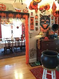 Halloween Village Decorations by 984 Best Halloween Images On Pinterest Retro Halloween