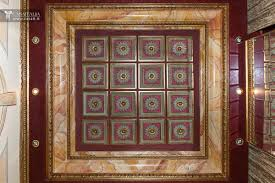 Decorated Ceiling Luxury Apartment For Sale In Cremona Lombardy Italy