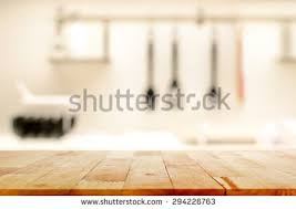 used kitchen island wood table top as kitchen island stock photo royalty free