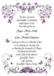 purple wedding invitation kits 100 printable wedding invitation kit purple butterfly invitations