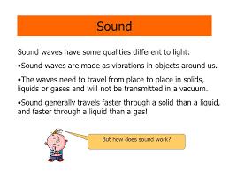 what travels faster light or sound images Light sound ppt download jpg