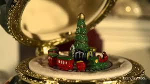 christmas tree music box grandin road youtube