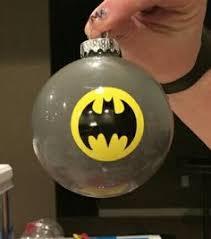 batman ornament d smorgasbord of holidays batman