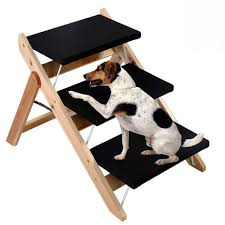dog ramp folding dog stairs ladder cat pet stairs non slip cat