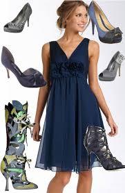 best shoes for navy blue dress style guru fashion glitz