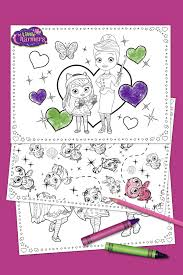 little charmers mother u0027s day coloring pack nickelodeon parents