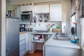 how to use small kitchen space how to design small kitchens for easy use realtyhive