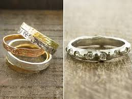ethical wedding bands white gold yellow gold and gold wedding bands and recycled