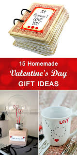 homemade valentines day gifts homemade valentine s day gift ideas