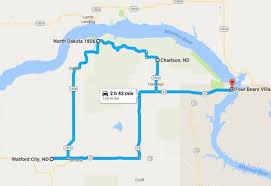 lake sakakawea map here s how to enjoy lake sakakawea for free at county