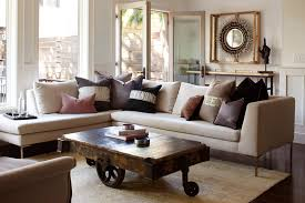 Rustic Modern Living Room Furniture by Inspirational Rustic Coffee Table With Wheels For Living Room