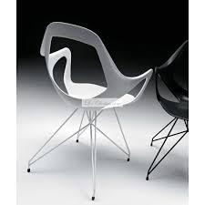 chaises cuisine design chaises de cuisine design 1 chaise design dafne avec pied tour