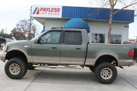 used ford 4x4 trucks for sale used ford f150 king ranch 4x4 truck 2001 details buy used ford